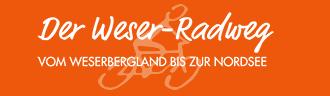LogoDer Weser-Radweg