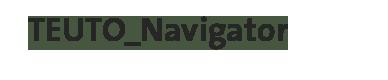 Logo TEUTO_Navigator // Interaktive Karte für den Teutoburger Wald